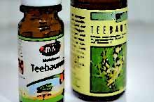 Teebaumöl zum Insektenstiche behandeln